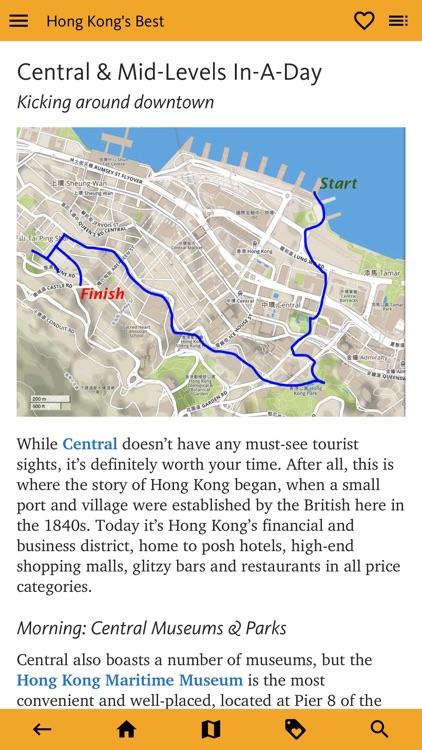 Hong Kong's Best Travel Guide screenshot-3