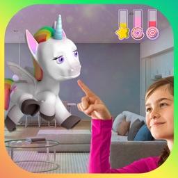 AR Unicorn - Virtual Pet Game