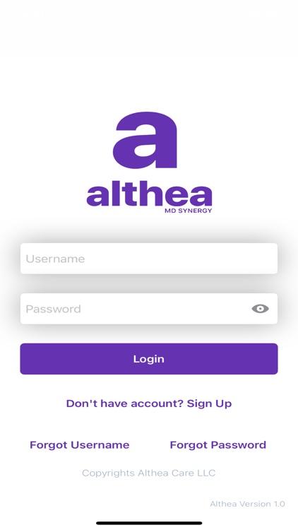 Althea Health screenshot-8