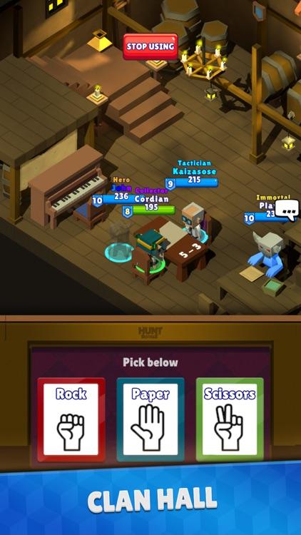 Hunt Royale: Epic PvP Battle screenshot-4