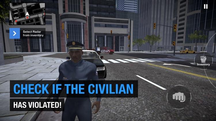 Cop Watch - Police Simulator screenshot-3