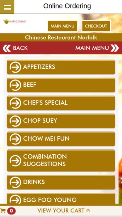 Golden Dragon Restaurant screenshot three
