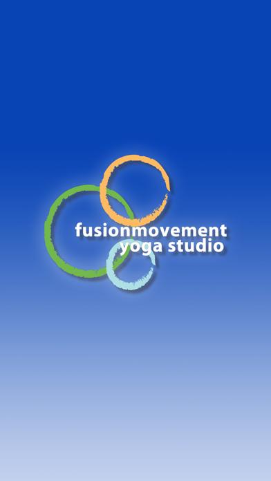 Fusionmovement Yoga studio screenshot one