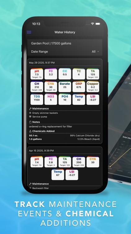 Pool Water Calculator screenshot-3