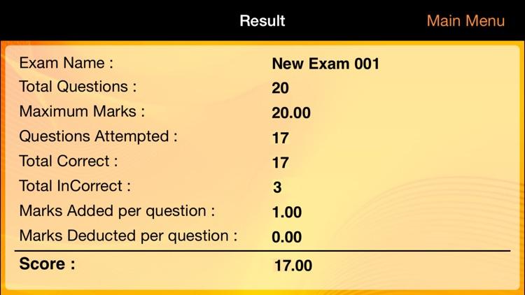 B.E.S.T. Exams screenshot-4