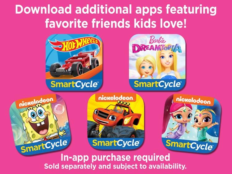 Smart Cycle Barbie Dreamtopia™ screenshot-5