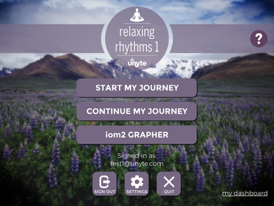 Relaxing Rhythms by Unyte Screenshots