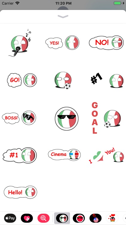 CountryBalls - IT