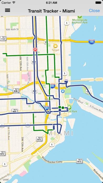 Transit Tracker - Miami Dade-2