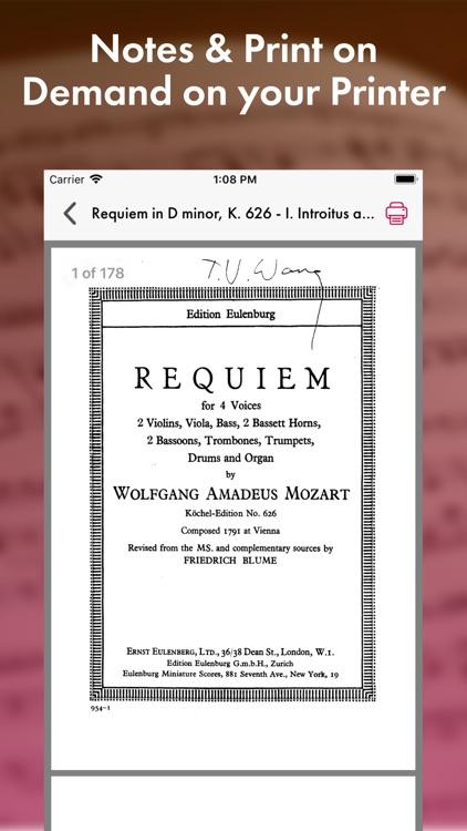 Musix - classical music screenshot-4