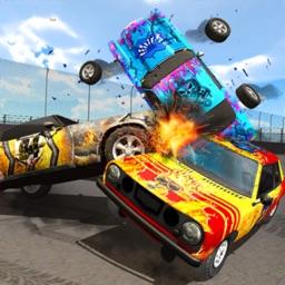 Derby Car Crash Stunt Racing