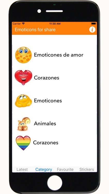 Emojis stickers for whatsapp screenshot-4