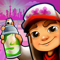App Icon for Subway Surfers App in Latvia IOS App Store