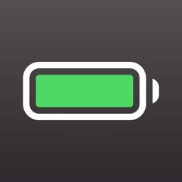 Battery Widget: CPU Disk Usage