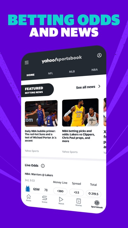 Yahoo Sports: Live Sports News screenshot-3