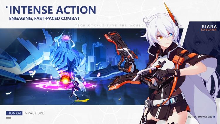 Honkai Impact 3rd screenshot-4