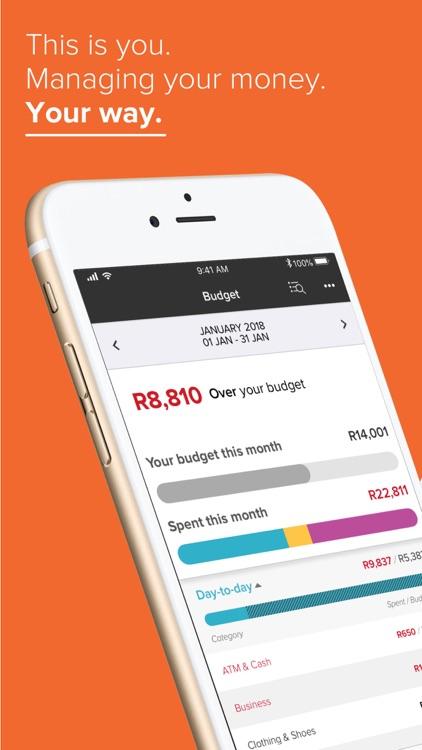 22seven:Budget, track & save screenshot-0