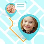 Дети на карте: трекер, локатор на пк