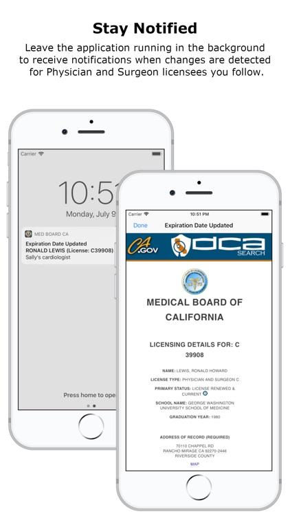 Medical Board of California screenshot-3