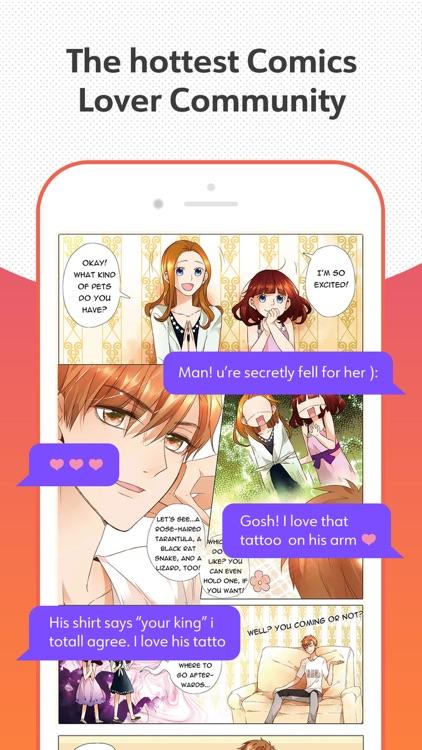 WebComics - Daily Manga screenshot-3