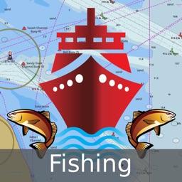 Fishing GPS: Marine Navigation