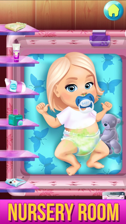 Baby Care Adventure screenshot-6