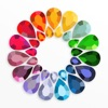 Dazzly绚石工坊——按数字填色的钻石艺术