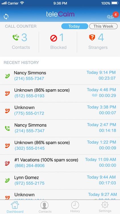 teleCalm Caregiver screenshot-9