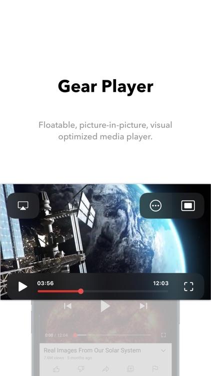 Gear Browser screenshot-4