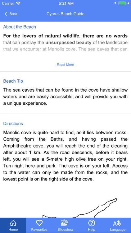 Cyprus Beaches LITE screenshot-4