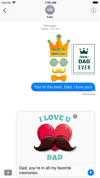 All about Happy Father's Day screenshot 5