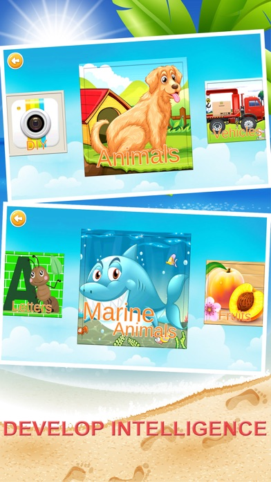 Jigsaw Puzzle Kids-Early Edu screenshot three