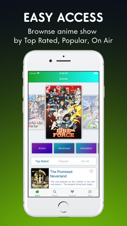 Anime TV - Cloud Shows Apps