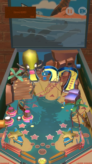 Pinball Frenzy 3D screenshot 2
