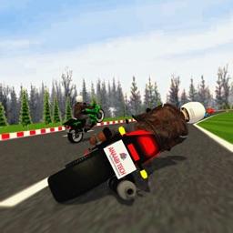 Highway Bike Rider Hero 2K18