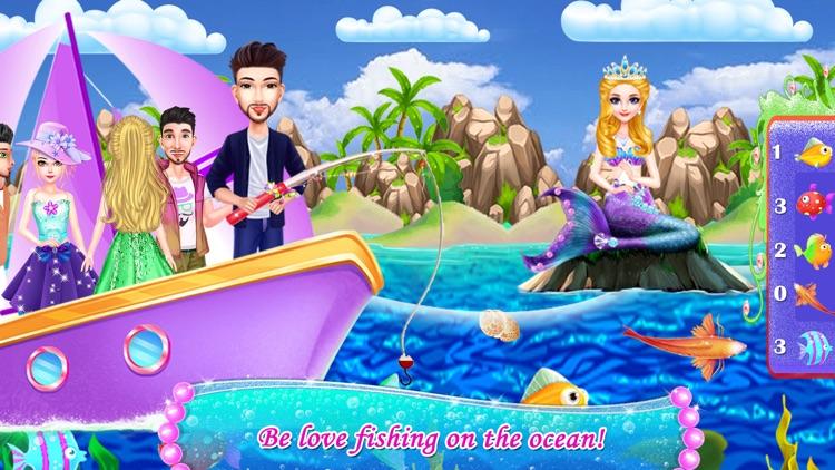 Mermaid Secret Love Story screenshot-3