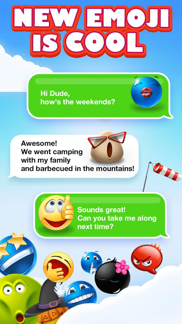 5000+ Emoji Screenshot