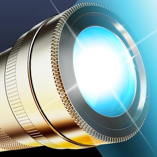 LED фонарик HD
