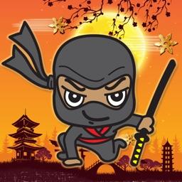 Mystic Ninja Funny Emoji Stick