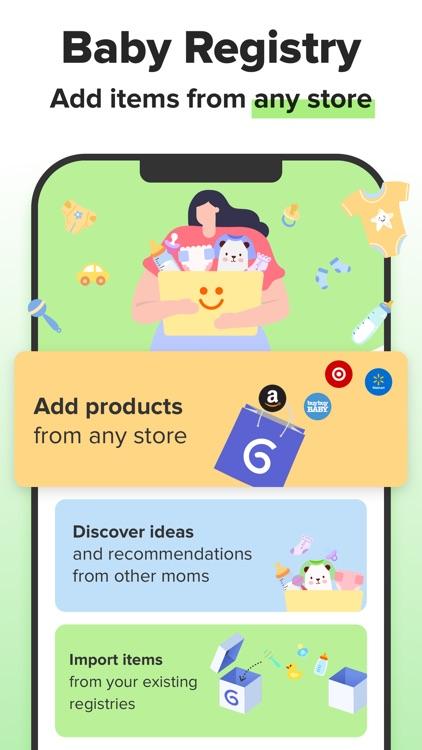 Nurture: Pregnancy + Baby App screenshot-7