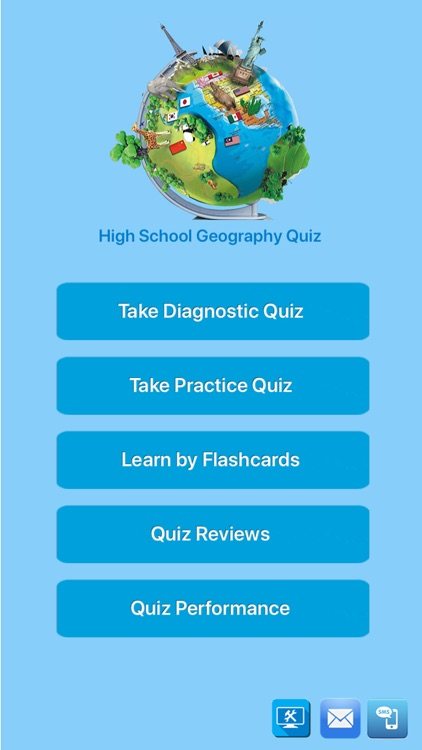 High School Geography Quiz