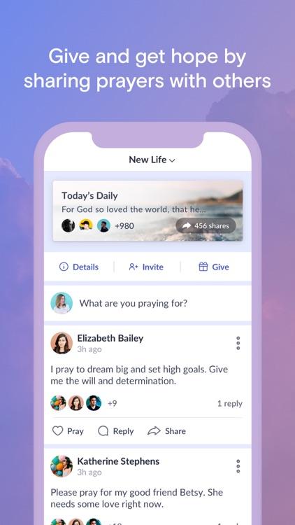 Pray.com: Prayer, Sleep, Bible screenshot-8