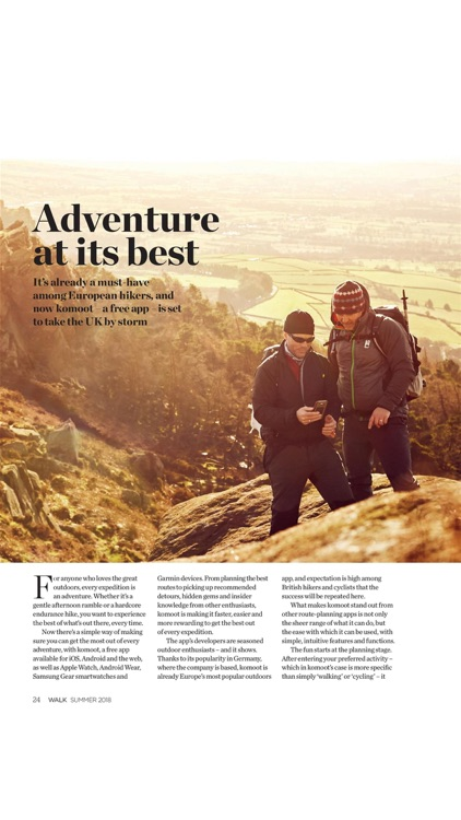 Walk Magazine screenshot-3