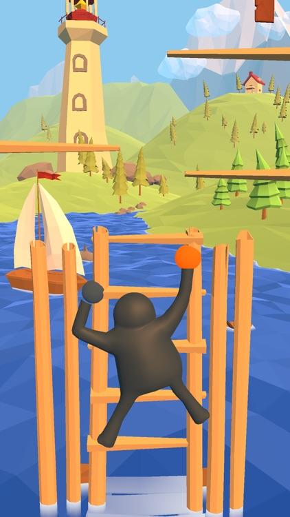 Clumsy Climber screenshot-0