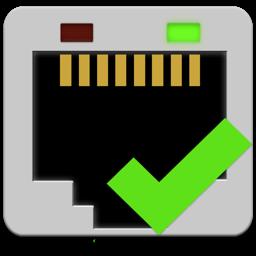 Ícone do app Ethernet Status