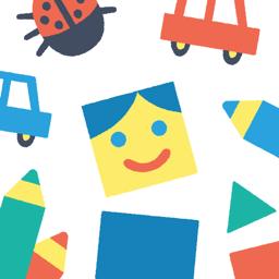 Ícone do app Pok Pok Playroom