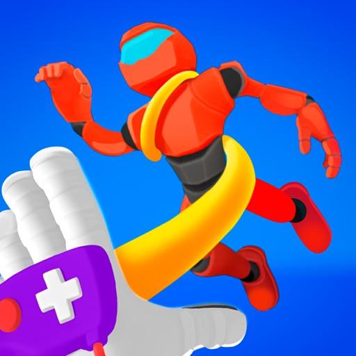 Ropy Hero 3D: Super Action
