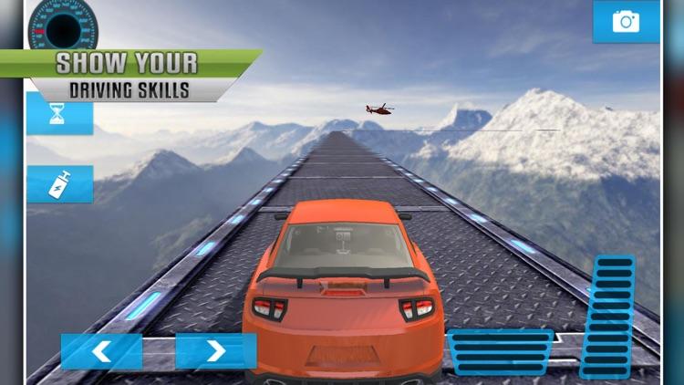 Racing Car Stunt Impossible