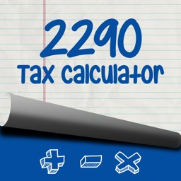 Form 2290 Tax Calculator