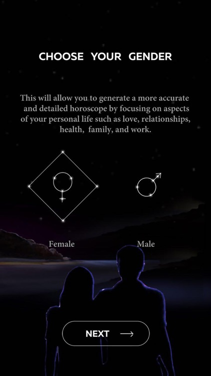 Personal horoscope & biorhythm screenshot-1